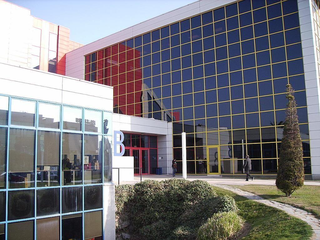 Fachada - Oficina en alquiler en calle Solsones, Polígono Industrial Mas Blau II en Prat de Llobregat, El - 323040419