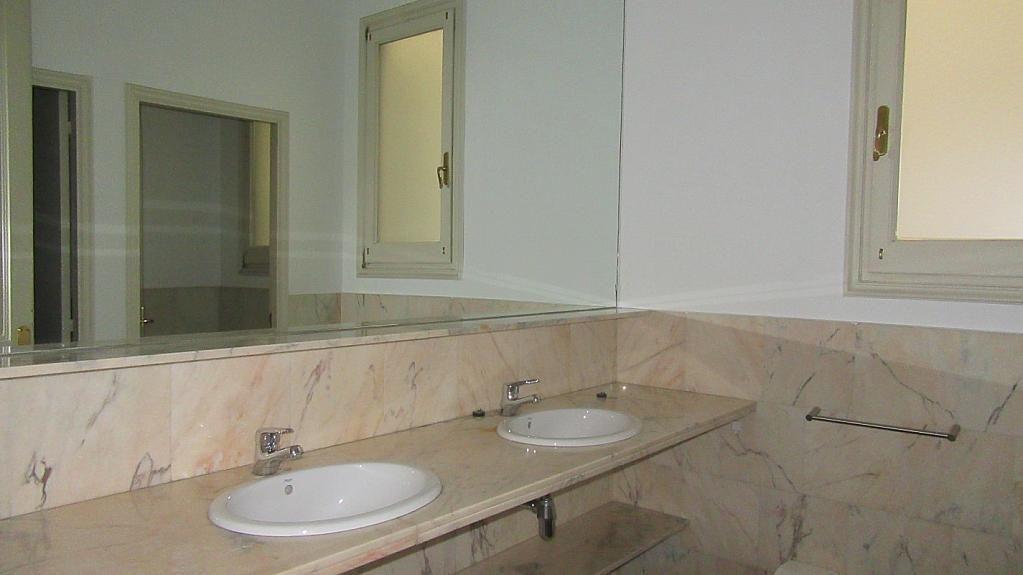 Baño - Oficina en alquiler en calle Diagonal, Sant Gervasi – Galvany en Barcelona - 323897507