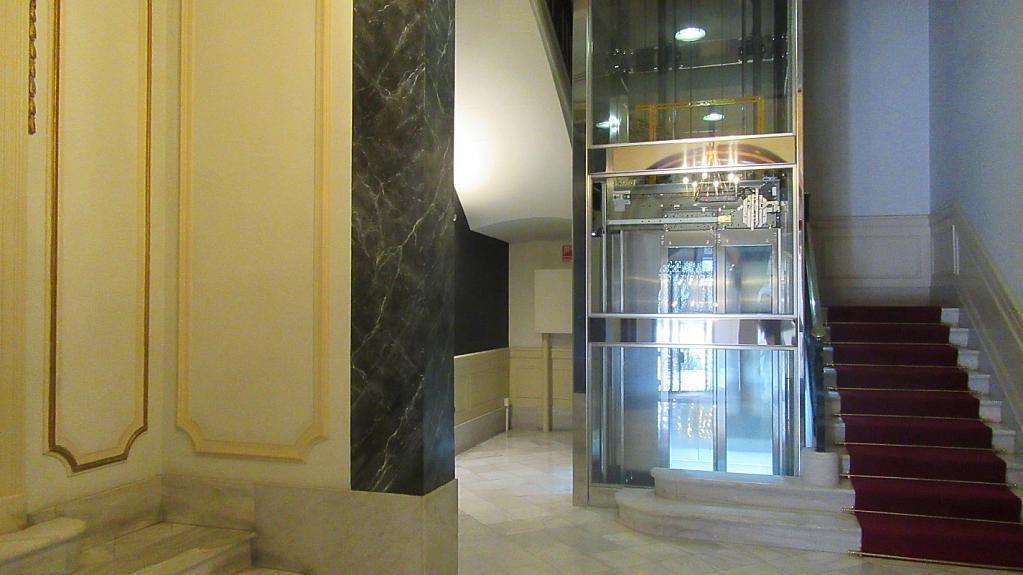 Vestíbulo - Oficina en alquiler en calle Diagonal, Sant Gervasi – Galvany en Barcelona - 323897527