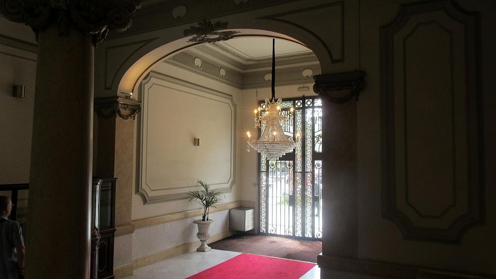 Vestíbulo - Oficina en alquiler en calle Diagonal, Sant Gervasi – Galvany en Barcelona - 323897530