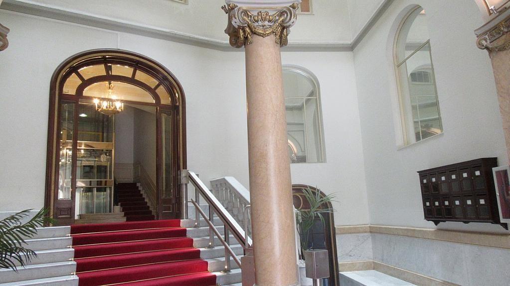 Vestíbulo - Oficina en alquiler en calle Diagonal, Sant Gervasi – Galvany en Barcelona - 323897534