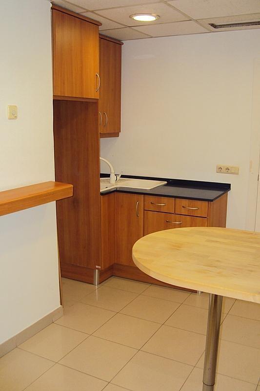Cocina - Oficina en alquiler en calle Diputacion, Eixample dreta en Barcelona - 323912786