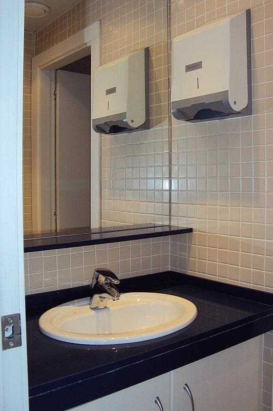 Baño - Oficina en alquiler en calle Diputacion, Eixample dreta en Barcelona - 323912793