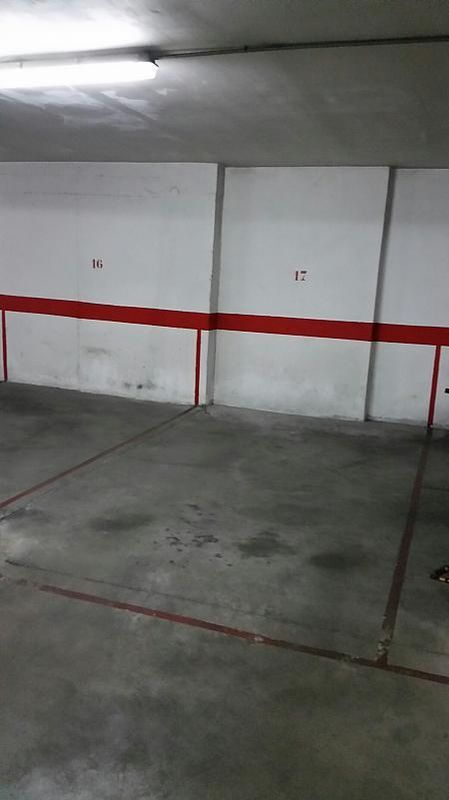 Garaje en alquiler en calle Alonso de Ojeda, Salesas en Salamanca - 245908748