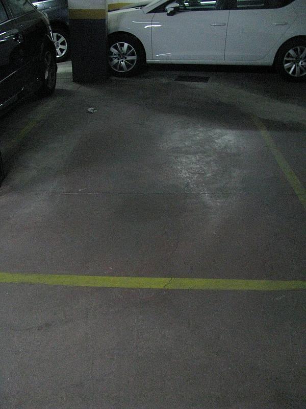 Vistas - Parking en alquiler en calle Juan Arolas, Pueblo Nuevo en Madrid - 229733713