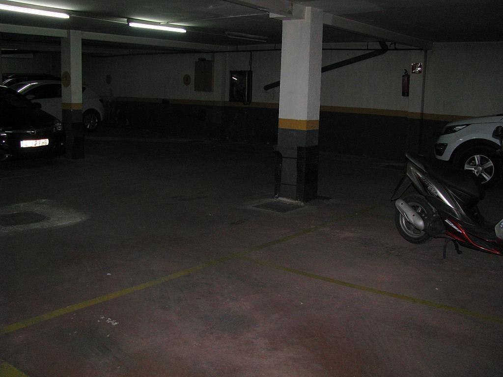 Vistas - Parking en alquiler en calle Juan Arolas, Pueblo Nuevo en Madrid - 229733728