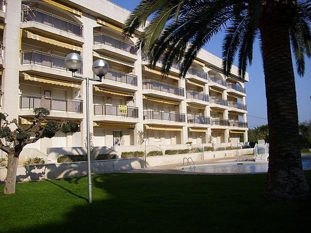 Fachada - Apartamento en alquiler de temporada en calle Martin Alonso Pinzon, Cambrils mediterrani en Cambrils - 262453539