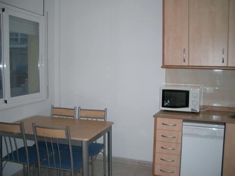 Salón - Apartamento en venta en calle St Sebastia, Ampolla, l´ - 25030664
