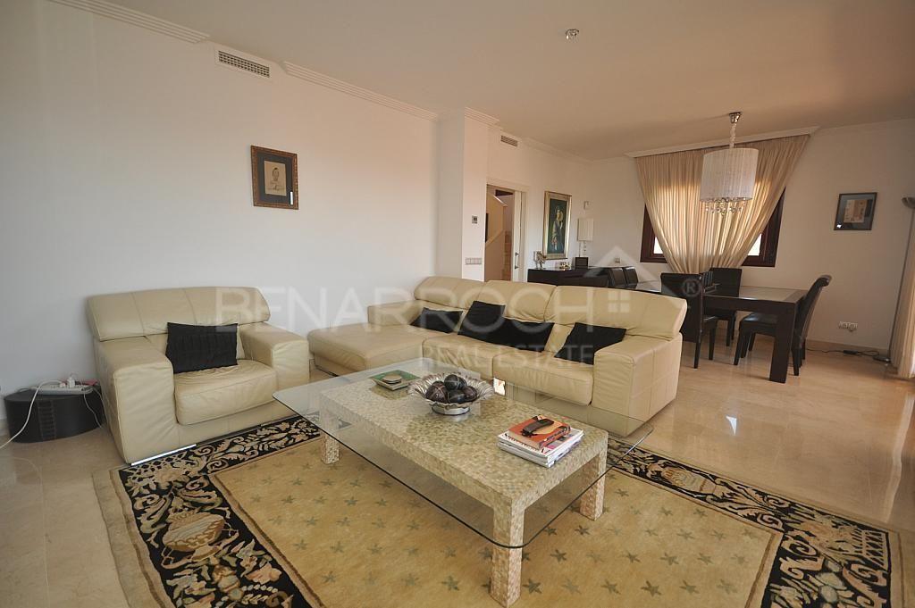Casa pareada en alquiler en Benahavís - 310005405