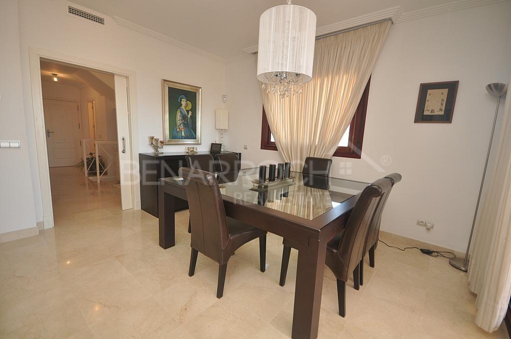 Casa pareada en alquiler en Benahavís - 310005420