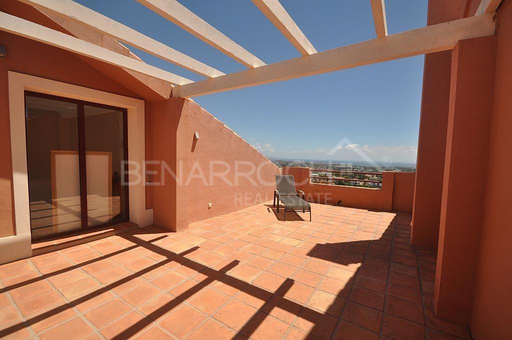 Casa pareada en alquiler en Benahavís - 310005426