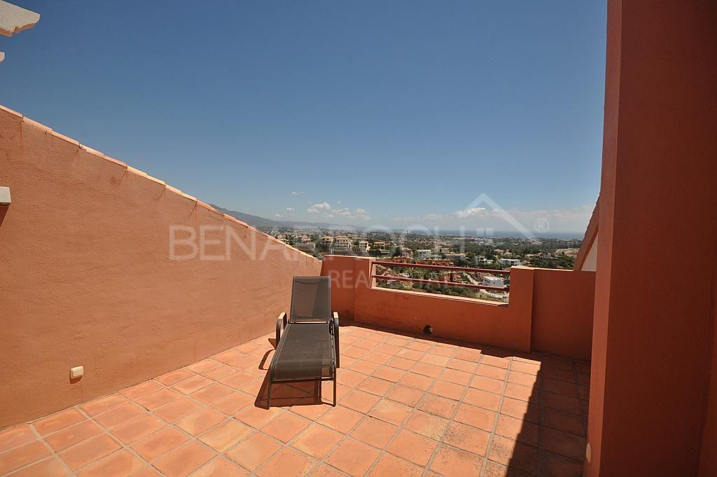 Casa pareada en alquiler en Benahavís - 310005429