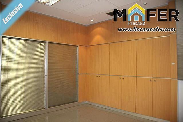 Plano - Local comercial en alquiler en calle La Magdalena, Colindres - 322578195