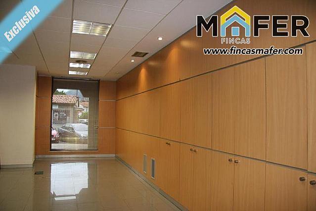 Plano - Local comercial en alquiler en calle La Magdalena, Colindres - 322578199