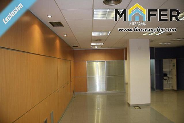 Plano - Local comercial en alquiler en calle La Magdalena, Colindres - 322578202