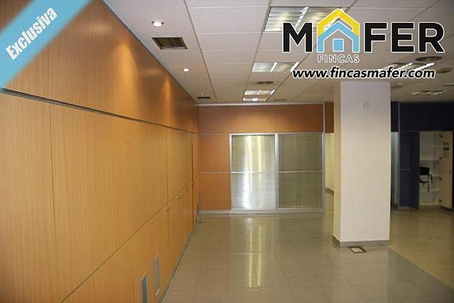 Plano - Local comercial en alquiler en calle La Magdalena, Colindres - 322578205