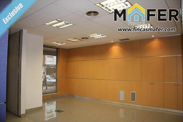 Plano - Local comercial en alquiler en calle La Magdalena, Colindres - 322578206