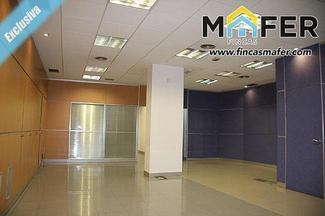 Plano - Local comercial en alquiler en calle La Magdalena, Colindres - 322578213