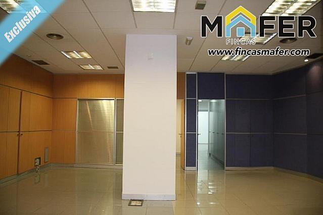 Plano - Local comercial en alquiler en calle La Magdalena, Colindres - 322578215