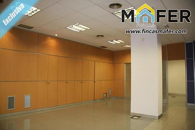 Plano - Local comercial en alquiler en calle La Magdalena, Colindres - 322578216