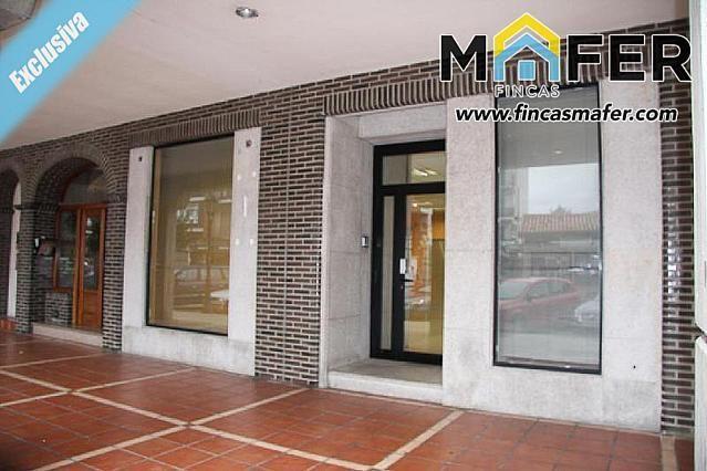 Plano - Local comercial en alquiler en calle La Magdalena, Colindres - 322578225