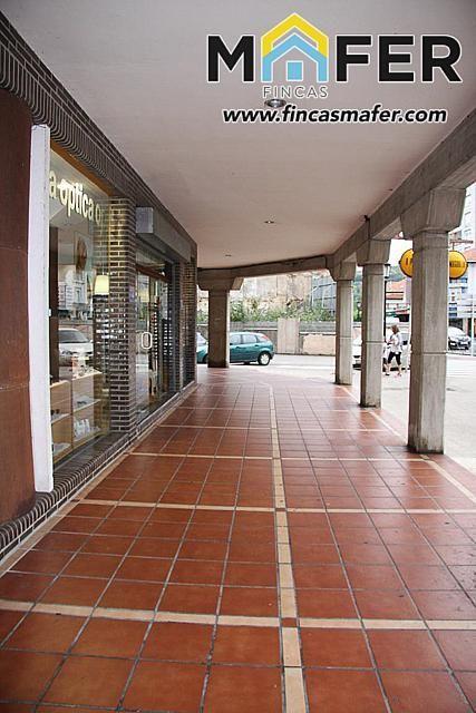 Plano - Local comercial en alquiler en calle La Magdalena, Colindres - 322578227