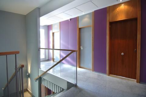 Pasillo - Oficina en alquiler en calle Del Puerto, El Grau en Valencia - 25085101