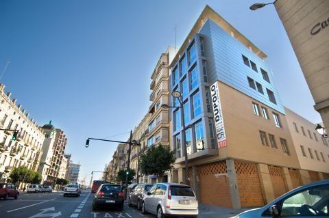 Fachada - Oficina en alquiler en calle Del Puerto, El Grau en Valencia - 25085115