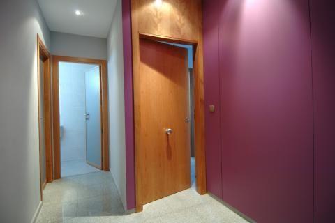 Pasillo - Oficina en alquiler en calle Del Puerto, El Grau en Valencia - 25085117