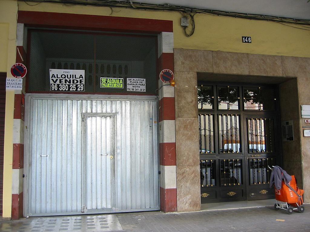 Garaje en alquiler en calle San Vicente, La Roqueta en Valencia - 139453648