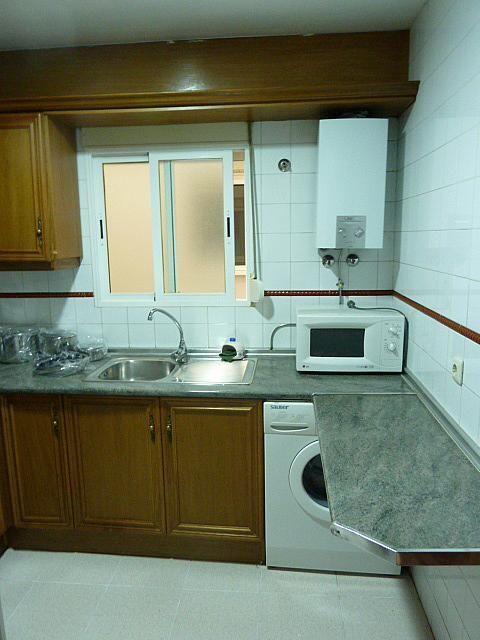 Piso en alquiler en calle Solarillo de Gracia, Centro en Granada - 174795357
