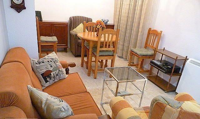 Salón - Piso en alquiler en calle De Madrid, Centro en Granada - 193334976
