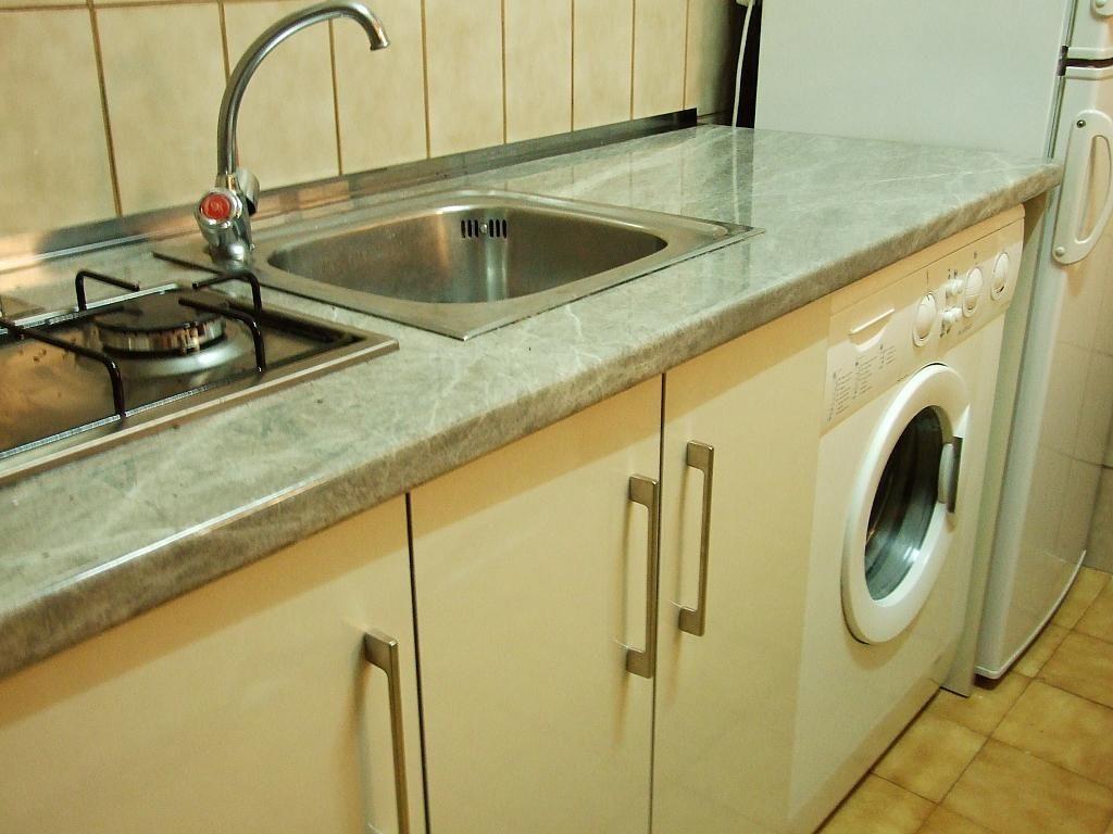 Cocina - Piso en alquiler en calle Tortola, Centro en Granada - 203138355