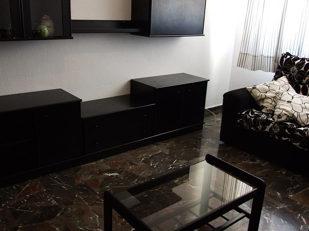Salón - Piso en alquiler en calle Tortola, Centro en Granada - 203138373