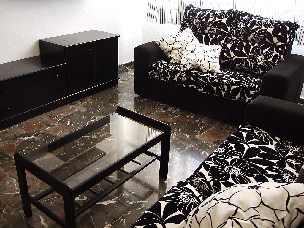 Salón - Piso en alquiler en calle Tortola, Centro en Granada - 203138412