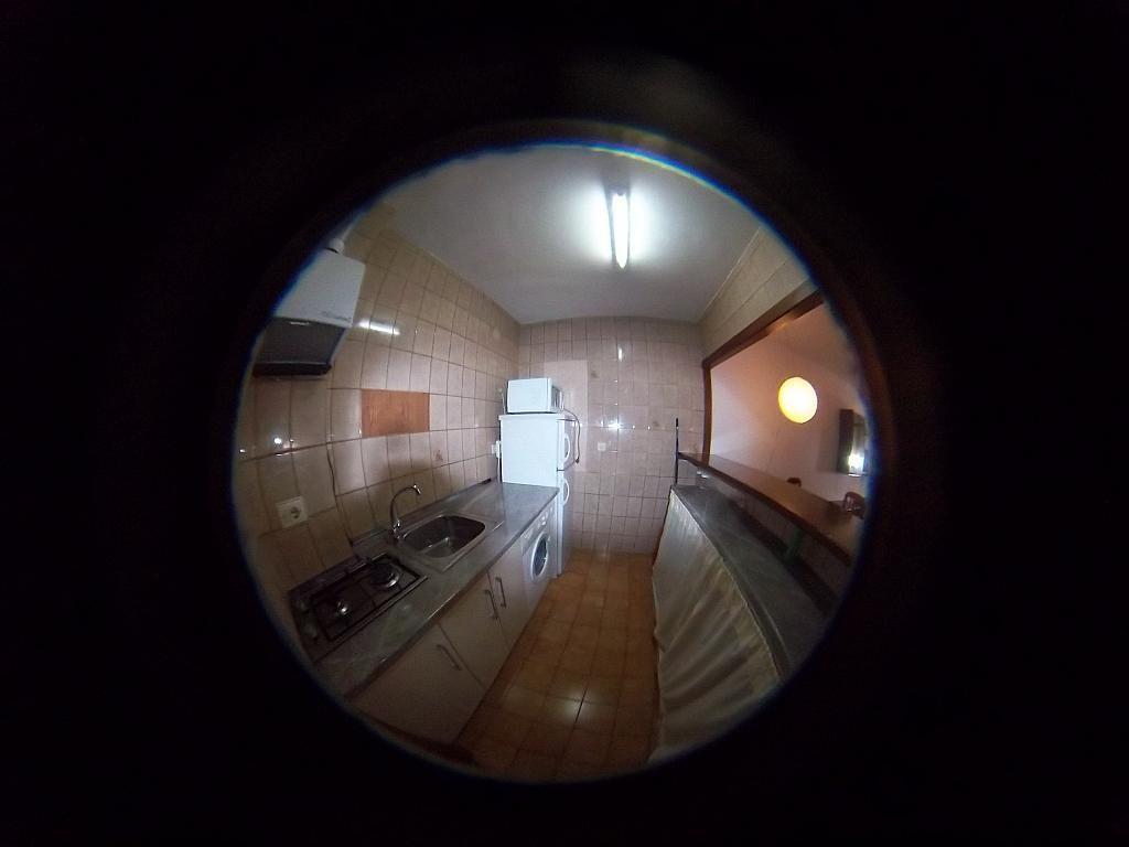 Cocina - Piso en alquiler en calle Tortola, Centro en Granada - 203138608