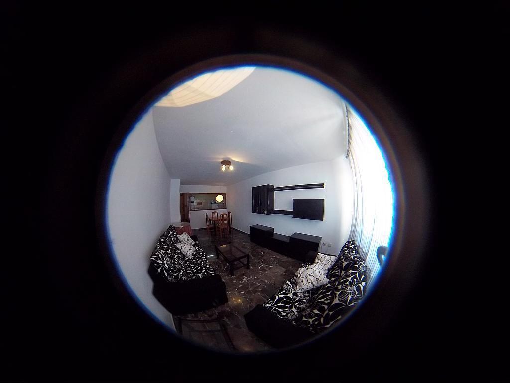 Salón - Piso en alquiler en calle Tortola, Centro en Granada - 203138639
