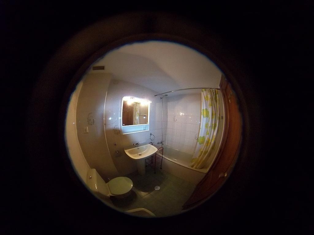Baño - Piso en alquiler en calle Tortola, Centro en Granada - 203138700