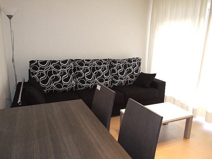 Salón - Piso en alquiler en calle Marques de Mondejar, Centro en Granada - 227894563