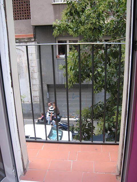 Balcón - Piso a compartir en calle Murillo, El Poble Sec-Montjuïc en Barcelona - 313272042