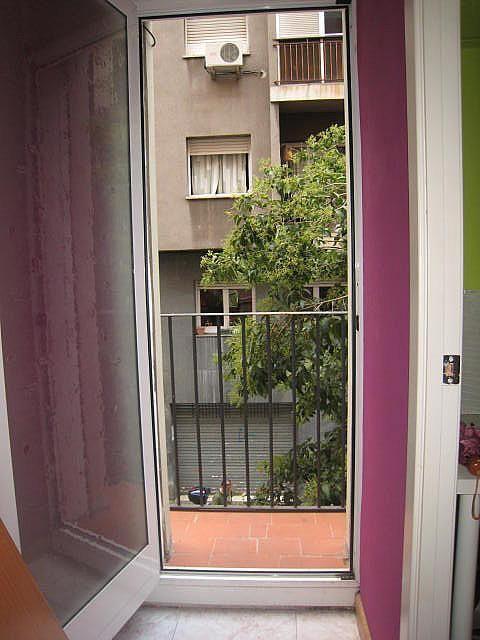 Balcón - Piso a compartir en calle Murillo, El Poble Sec-Montjuïc en Barcelona - 313272044