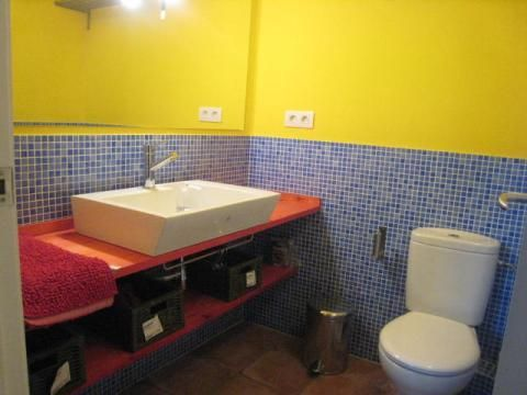 Baño - Piso a compartir en calle Correu Vell, El Gótic en Barcelona - 26189853