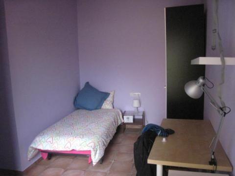 Dormitorio - Piso a compartir en calle Correu Vell, El Gótic en Barcelona - 26189855