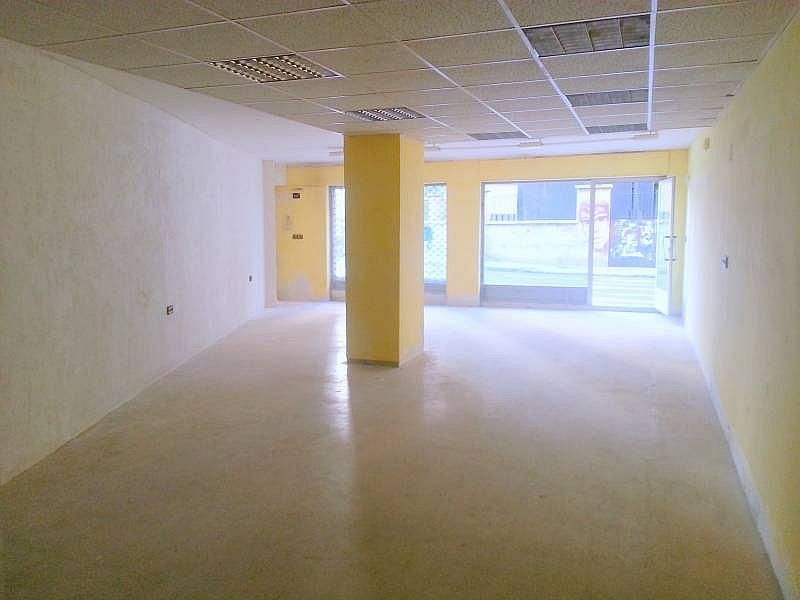 Foto - Local comercial en alquiler en calle Altozano, Altozano - Conde Lumiares en Alicante/Alacant - 280148722