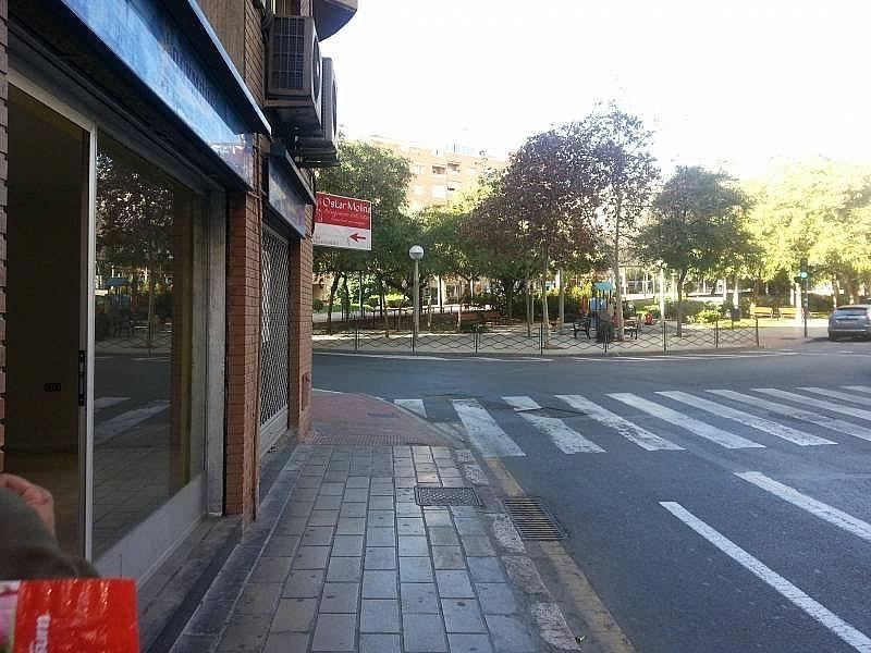 Foto - Local comercial en alquiler en calle Altozano, Altozano - Conde Lumiares en Alicante/Alacant - 280148731