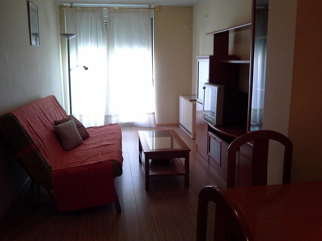 Salón - Apartamento en alquiler en calle Cuesta de San Blas, Centro en Salamanca - 397629434
