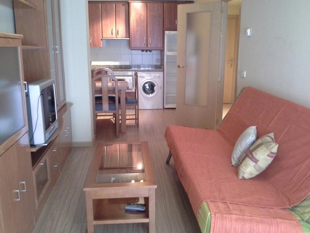 Salón - Apartamento en alquiler en calle Cuesta de San Blas, Centro en Salamanca - 397629438