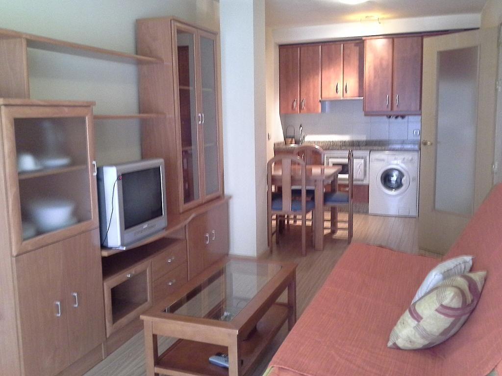 Salón - Apartamento en alquiler en calle Cuesta de San Blas, Centro en Salamanca - 397629440
