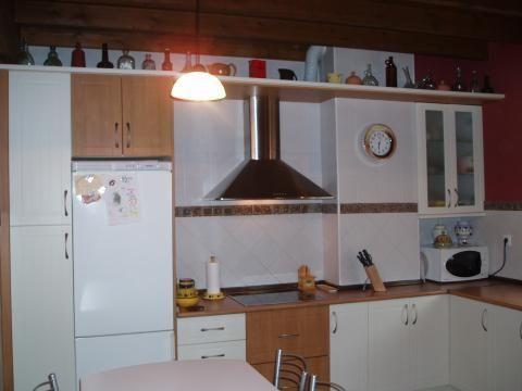 Cocina - Chalet en alquiler en carretera Riosapero, Villaescusa - 32974505