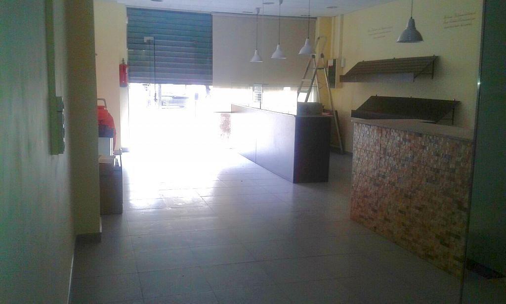 Local comercial en alquiler en calle Rambleta, Barrio de la Rambleta en Catarroja - 266035821